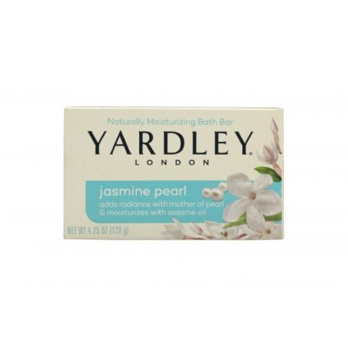 Yardley English Soap Jasmine Pearl 120g