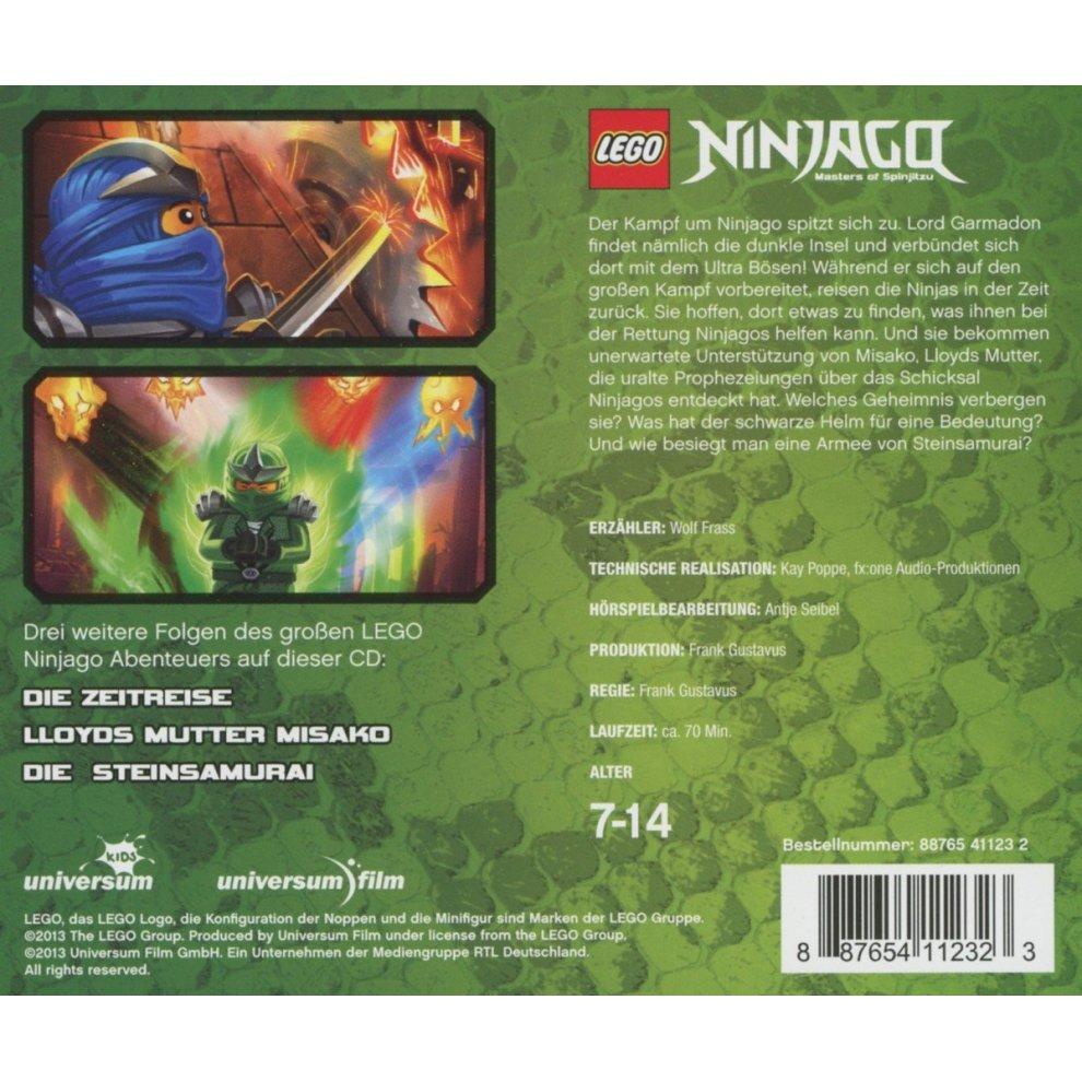 Lego Ninjago Cd 07 On Onbuy