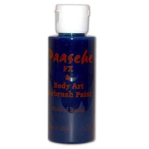 Paasche TI-104 1 oz Airbrush Tattoo Paint, Blue