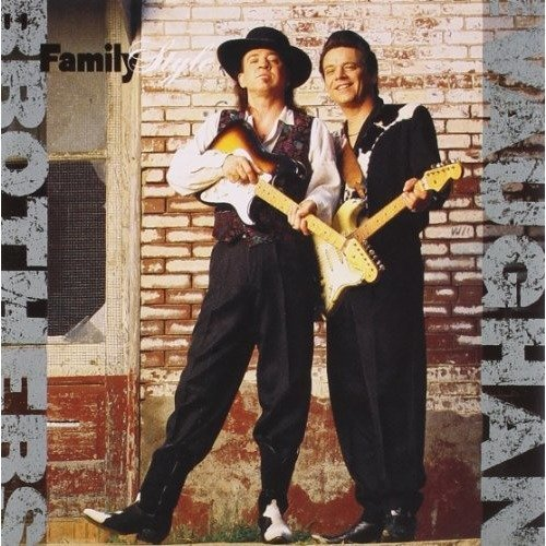 Stevie Ray Vaughan - Family Style [CD]