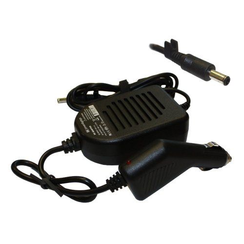 Samsung NP-R519-JA01UA Compatible Laptop Power DC Adapter Car Charger