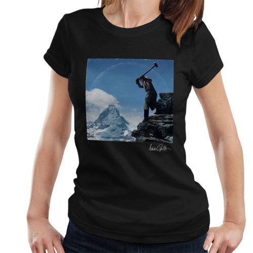 Brian Griffin Official Photography - Depeche Mode Construction Time Again Sleeve Alternate Women's T-Shirt