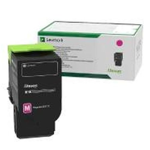 Lexmark Toner cartridge - 1-pack Magenta