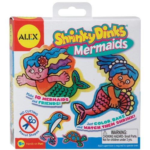 Shrinky Dinks Kit-Mermaids