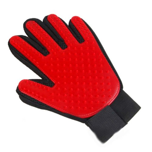 Pet Hair Remover Glove Gentle Deshedding Brush Glove
