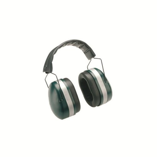 Monaco Heavy-Duty Ear Defenders - Green