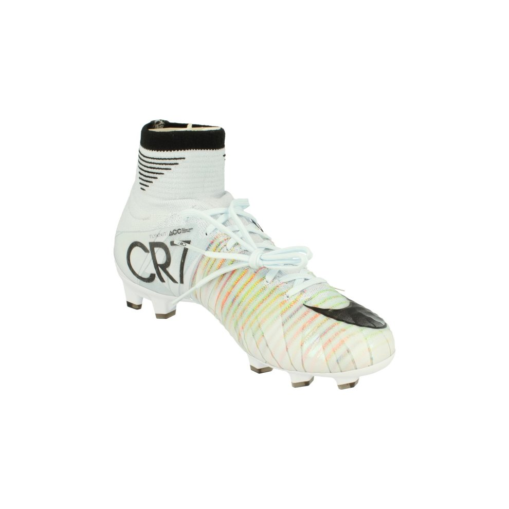 4500cbb7271 ... Nike Junior Mercurial Superfly V Cr7 Df FG Football Boots 922586 Soccer  Cleats - 3 ...
