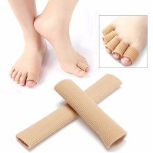Fabric Gel Toe Tube Bandage