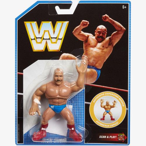 WWE Retro - Series 8 - Iron Sheik Figure