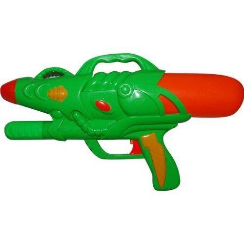 Water Gun Pistol Terminator Fun Game Children Garden