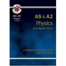 As/a2 Level Physics Ocr a Complete Revision & Practice for Exams Until 2016 Only
