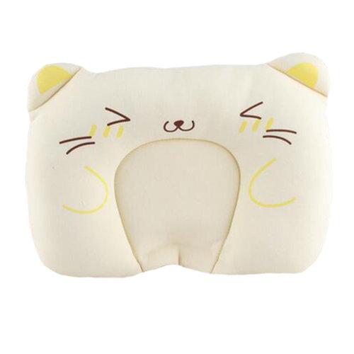 Little Cute Soft Sleep PillowCotton Prevent Flat Head Pillows Adorable Pillow,  #B