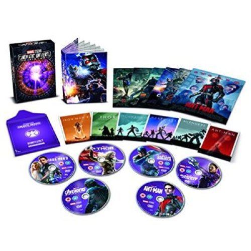 Marvel Studios Collector's Edition Box Set - Phase 2 [DVD] - DVD