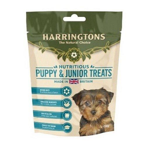 Harringtons Semi Moist Puppy Treats (9 Packs)
