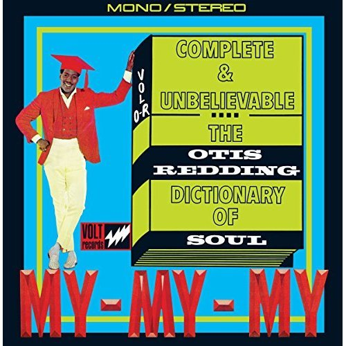 Otis Redding - Complete and Unbelievable...The Otis Redding Dictionary Of Soul [VINYL]