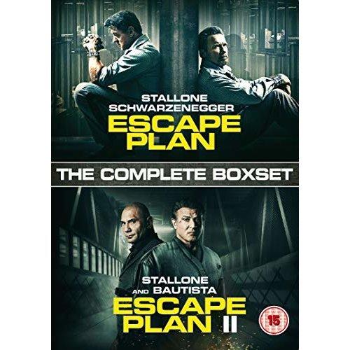 Escape Plan Boxset [DVD] [DVD]