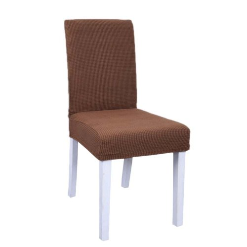 Spandex Fabric Stretch Dining Room Chair Slipcover - The Chair is not Included - 30