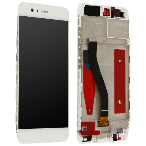 LCD replacement part with touchscreen for Huawei P10 – White