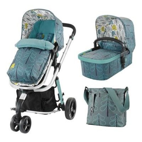 Cosatto Giggle 2 Pram and Pushchair (Fjord)