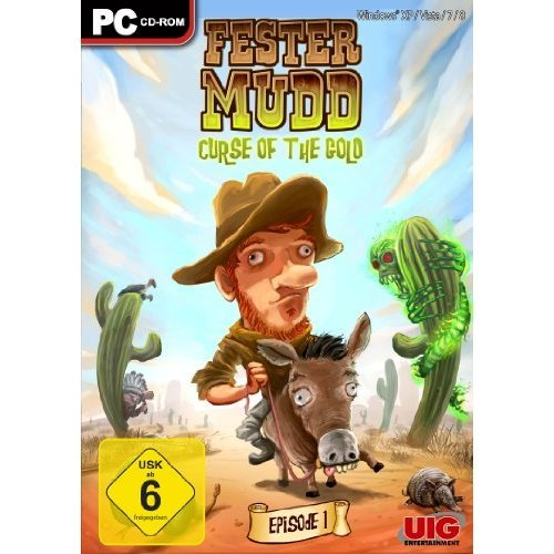 Fester Mudd PC Curse of the Gold (OR) [German Version]