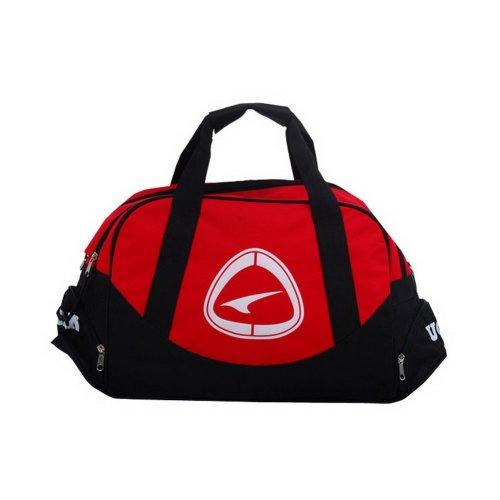 Red Duffle Bag Football Equipment Bag, 19.7''