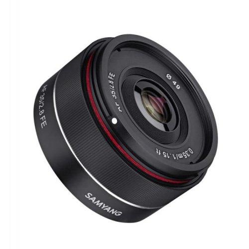SAMYANG AF 35mm F2.8 FE Lens - Sony E Mount Black