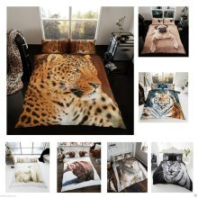 3D Animal Fur Blanket Sofa Throw Extra large King Size 200 x 240cm