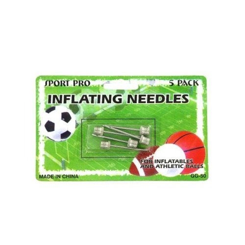 Sports ball inflating needles - Pack of 48