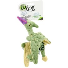 goDog Dinos Spike with Chew Guard Small-Green