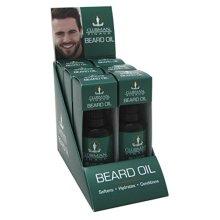 Clubman Beard Oil 1 Ounce (6 Pieces) Display (29ml)