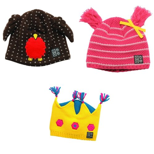 Dare 2B Kids Girls Precede Winter Beanie Hat