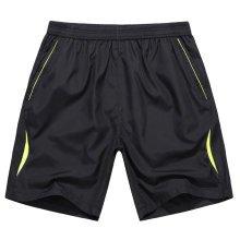Quick-drying Holiday Pants Loose Beach Shorts Men Casual Boardshorts 4XL Yellow