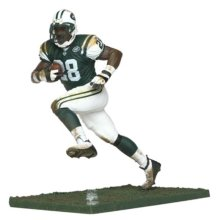 McFarlane Toys NFL Sports Picks Series 4 Action Figure Curtis Martin (New Yor...