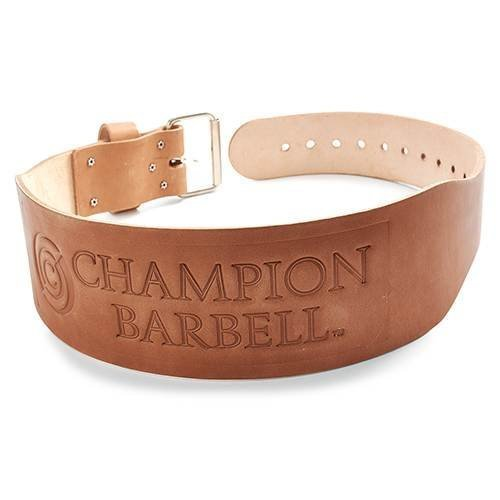Champion Barbell 4 Inch Tapered Belt X Large