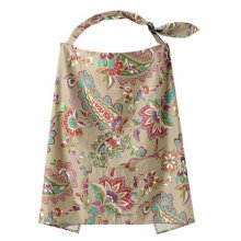 100% Cotton Classy Nursing Cover Breastfeeding Large Coverage Nursing Apron L