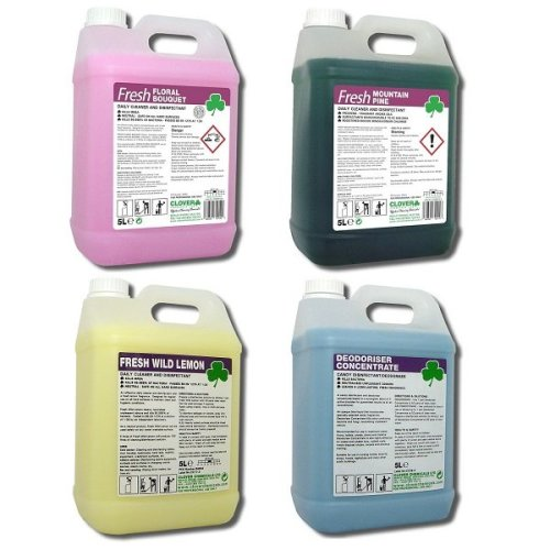 Disinfectant Scented Deodoriser Cleaner for Pets