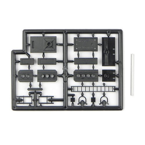 Signal Kit with Post (no LEDs) - Train Tech SK1 - free post F1