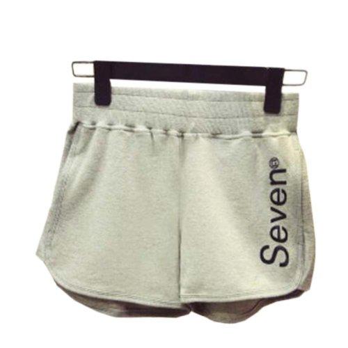 Women's Hot Active Wear Lounge Shorts Elastic Waist Gym Pants,#A 10
