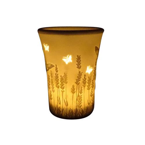 Light Glow Oil Burner, Lavender