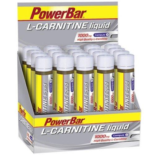 PowerBar  L-Carnitine Liquid - 20 x 25 ml.