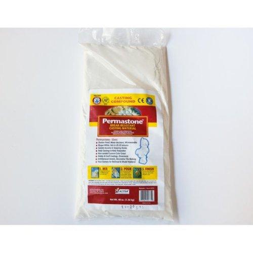 Permastone 375 Activa 48 oz Bag of Casting Compound