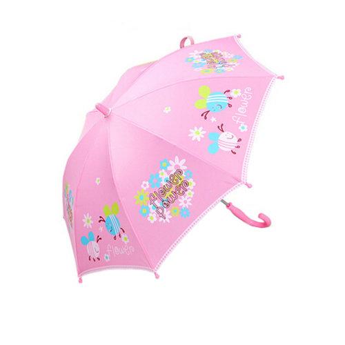 Childrens?0-7years)  Rainy Day Umbrella/Bright colors Kids Umbrella,Lion Crown