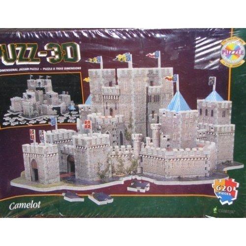 Puzz 3D Camelot
