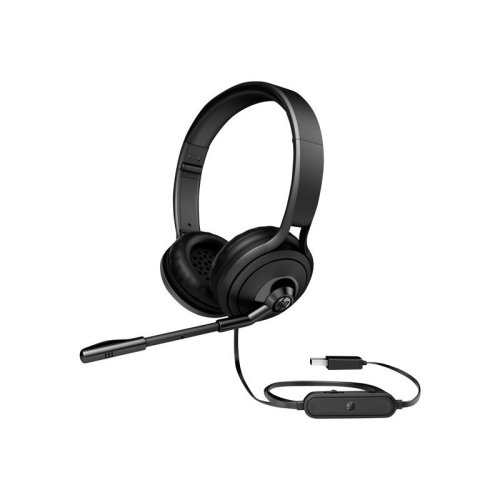 HP 1NC57AA#ABB 500 Headset Full Size Wired Usb for Omen X By  17  17 1NC57AA#ABB