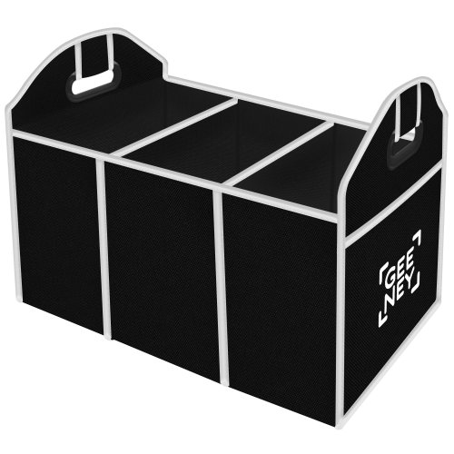 Car Boot Organiser Shopping Tidy Heavy Duty Collapsible Foldable Storage, Car Boot Bag, Auto Car Storage Organiser, Foldable Storage Boot Organiser Box, Trunk Organizer, Folding Car Organiser, Collapsible Shopping Travel Holder For Car, SUV, Minivan,