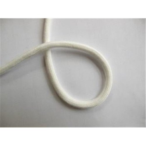 Wrights 186 1176-030 0.25 in. White Drawstring Cord Wrights