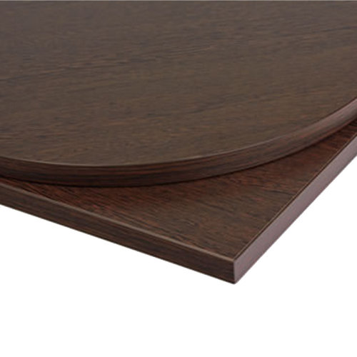 Taybon Laminate Table Top - Wenge Square - 600x600mm