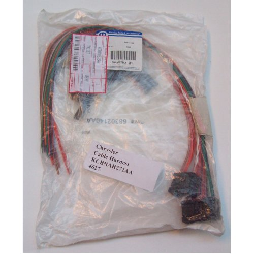 Chrysler Cherokee Cable Wiring Harness CBNAR272AA 2015 - 2016
