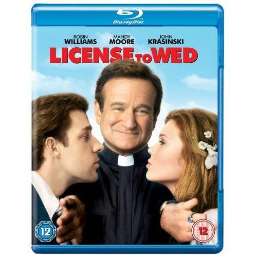 License To Wed [Blu-ray] [Region Free]