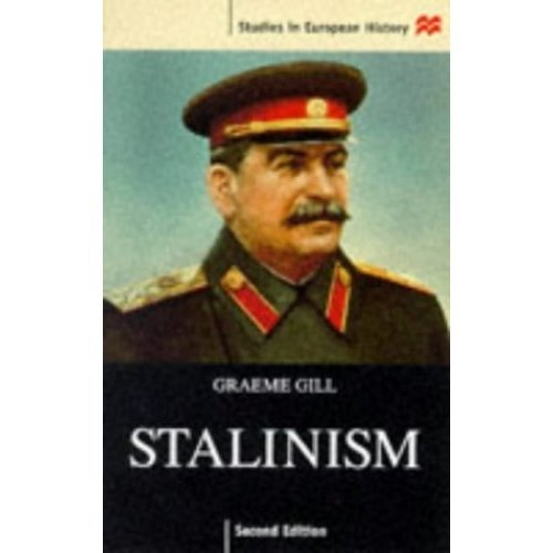 Stalinism (Studies in European History)